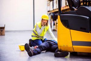 workplace injured